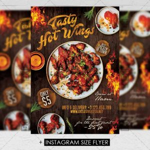 tasty_hot_wings-premium-flyer-template-1