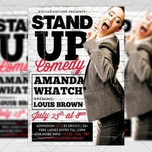 stand_up_comedy-premium-flyer-template-1