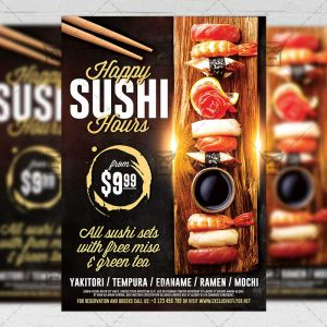 Sushi Happy Hours