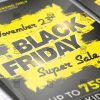 Download Black Friday Super Sale 2019 PSD Flyer Template Now