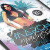 Download March Madness Night PSD Flyer Template Now