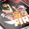 Download Fire Night PSD Flyer Template Now