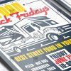 Download Food Truck Fridays PSD Flyer Template Now