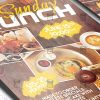 Download Sunday Brunch Event PSD Flyer Template Now