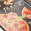 Delivery Pizza Template - Flyer PSD + Instagram Ready Size